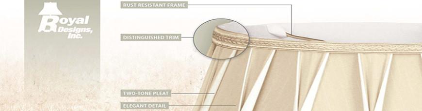 Why Royal Designs Lamp Shades?