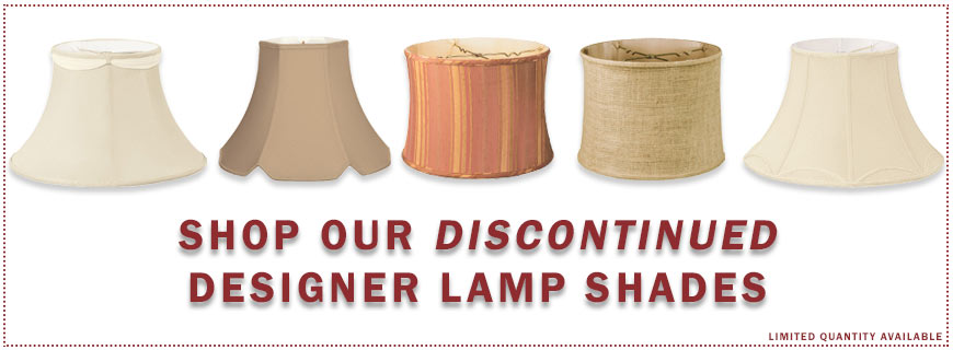 Discontinued Lamp Shades